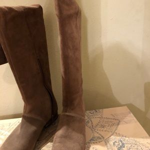 Over the Knee Free People Boots(flat)